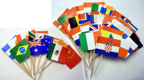 zahnstocherflaggen